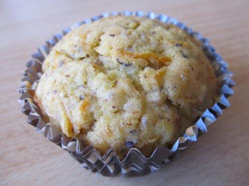 Saftige Möhren Muffins