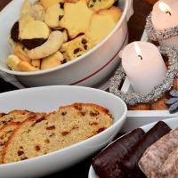Backplan für die Weihnachtsbäckerei