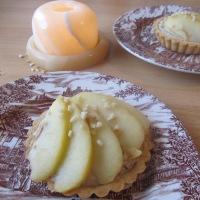 Maronimousse Tartlettes mit gedünsteten Äpfeln... so schmeckt der Herbst