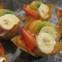 Obstkörbchen...mehr als nur Teig und Obst
