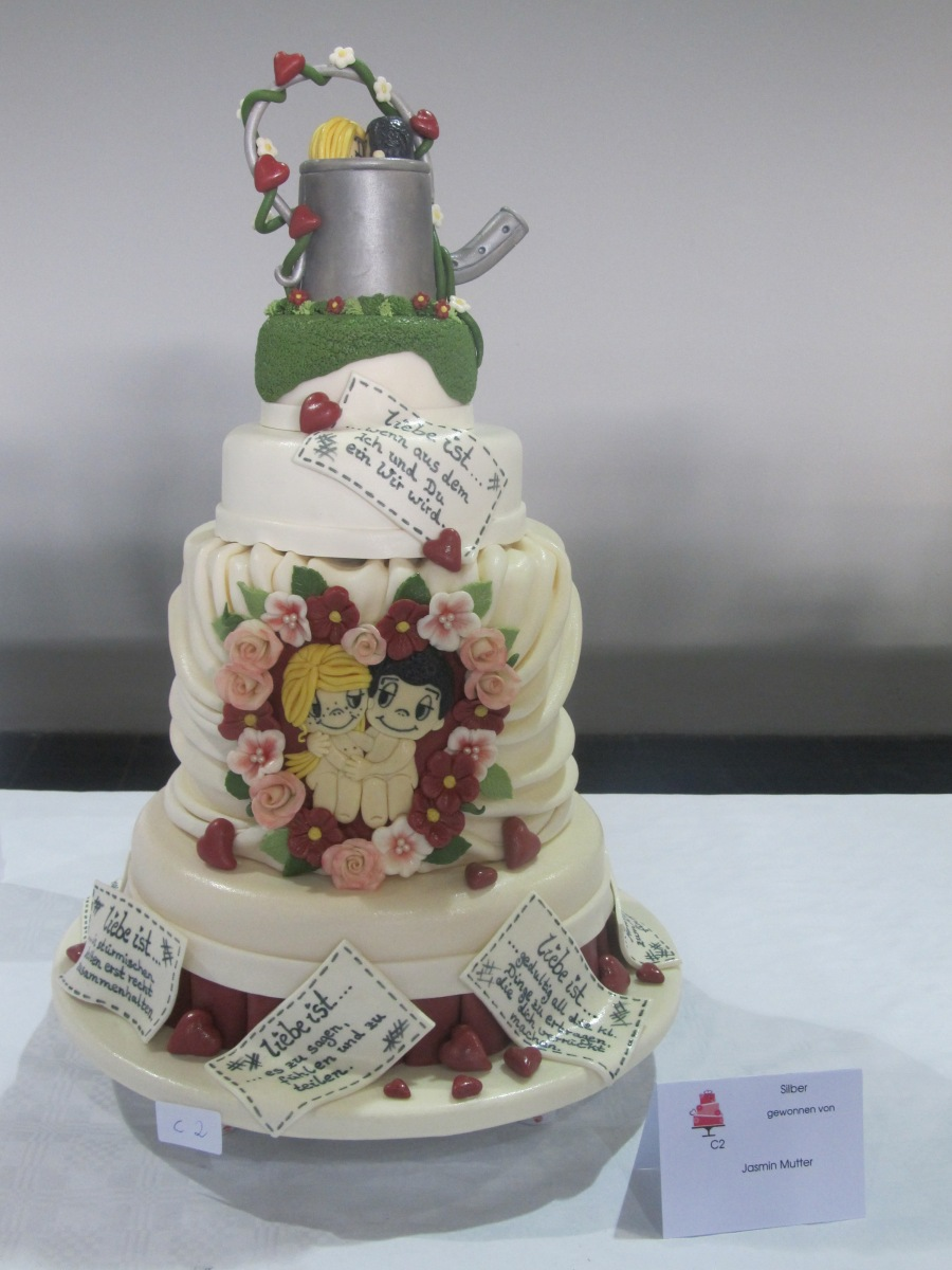 Cake World Germany in Friedrichshafen