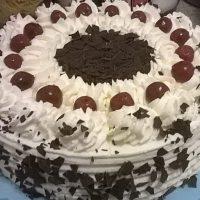 Die beliebteste Torte Deutschlands... die Schwarzwälder Kirschtorte...