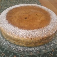 Luftiger  Mohnkuchen