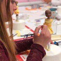 Figuren Modellierkurs mit La Belle Aurore aus Italien