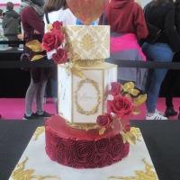 Die zweitgrößte Tortenmesse in Deutschland...