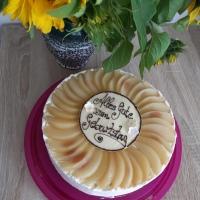 Walnuss Birnen Torte... so schmeckt der Herbst